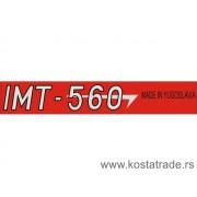 Nalepnica IMT560