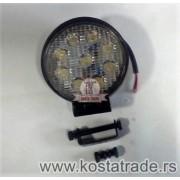 LED far radni okrugli l RTD