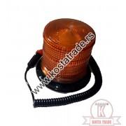 Rotaciona lampa - ROTACIJA 12V  na magnet LED BLIC VEĆA - Rotaciono svetlo